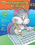 Handwriting: Printing Workbook (Brighter Child: Grades K-2)