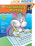 Handwriting: Printing Workbook (Brigh...