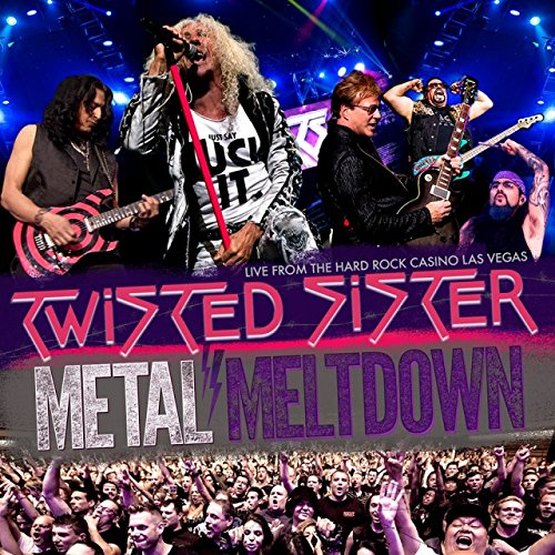 Metal Meltdown (CD+DVD+Blu Ray)