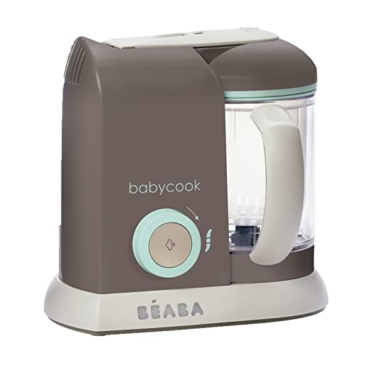 BEABA Babycook 4 in 1 Steam Cooker and Blender Review
