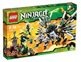 LEGO Ninjago 9450: Epic Dragon Battle