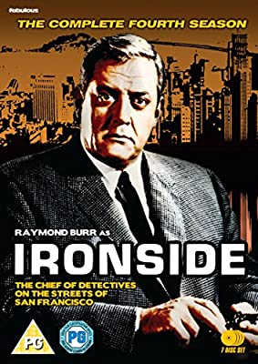 Ironside: Season 4 [DVD]