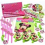 Hallmark 221982 Disney Minnie Mouse Bow-tique Party Favor Value Pack