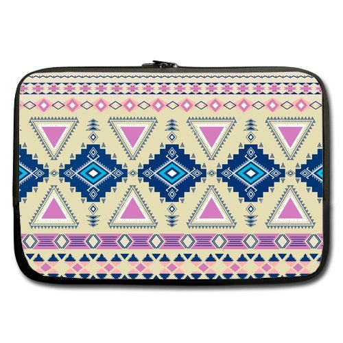 Anhome Stylish Hot Aztec Tribal Pattern Newly Design Sleeve For Macbook Pro / Sleeve For Laptop / Notebook Computer / Macbook / Macbook Pro / Macbook Air 11'' front-1029828