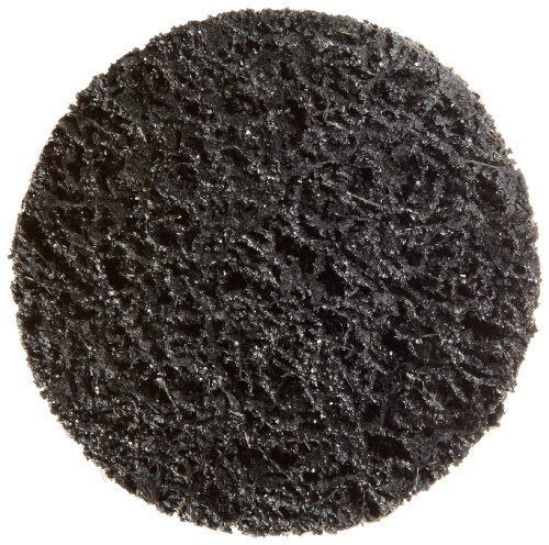 Merit Abrasotex Powerstrip Quick-Change Nonwoven Abrasive Wheel, Silicon Carbide, Type III, 2