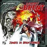 Zombies im Orient-Express (Larry Brent 2) | Simeon Hrissomallis,Dan Shocker
