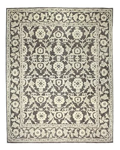Bashian Rugs Hand Knotted Mansehra, Stone, 8' x 9' 10