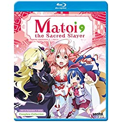Matoi the Sacred Slayer: Complete Collection [Blu-ray]