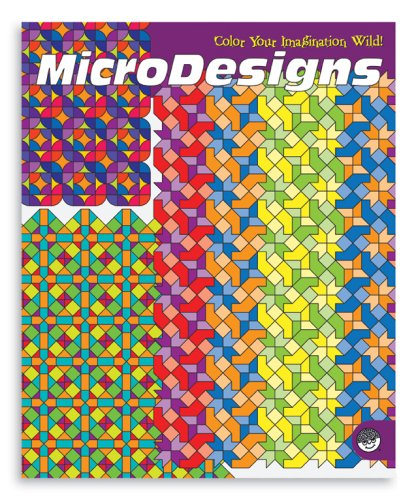 Coloring Book: Microdesigns