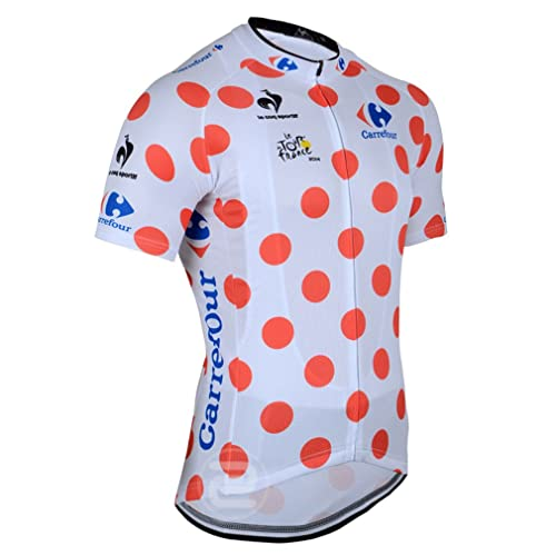 King of the Mountains cycling jersey