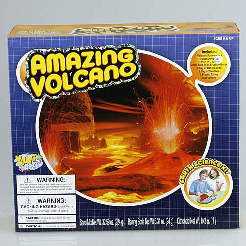 Earth Science Kit Amazing Volcano by Young Hands