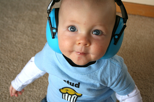 Infant Hearing Protection Best Noise Cancelling Baby Headphones