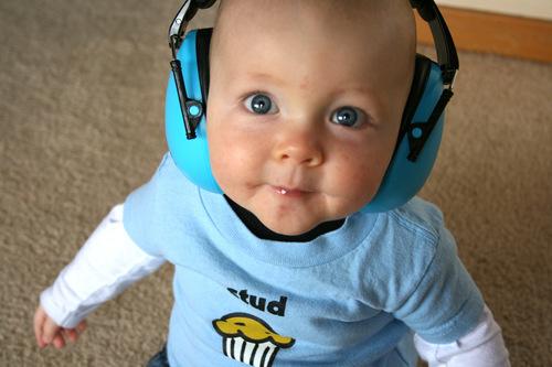 baby hearing protection headphones