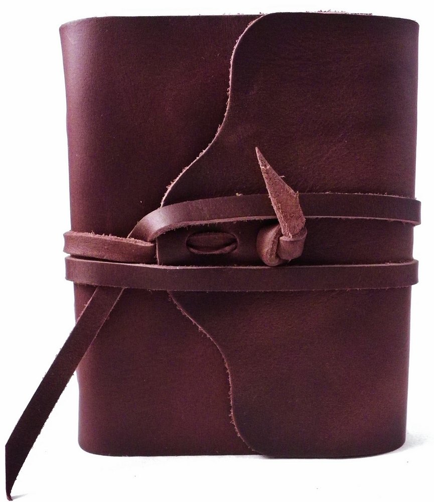 Pocket Journal with Handmade Paper