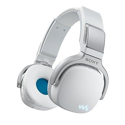 Sony NWZ-WH303B.CEW Casque avec Lecteur MP3 intégré 4 Go Blanc