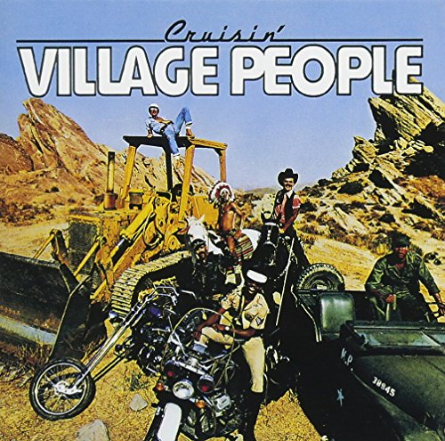 CD : The Village People - Cruisin (disco Fever) (Reissue, Japan - Import)