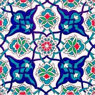 Turkish Delight Ceramic Tiles