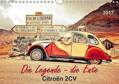 die-legende-die-ente-citroen-2cv-wandkalender-2017-din-a4-quer-von-der-bauernkutsche-zum-kultobjekt-