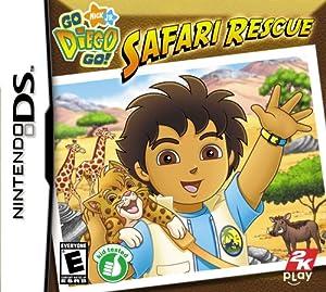 Go Diego Go: Safari Rescue