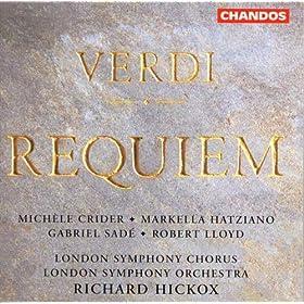 Messa da Requiem: Dies irae: Confutatis -