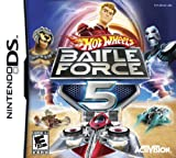 Hot Wheels: Battle Force 5 - Nintendo DS