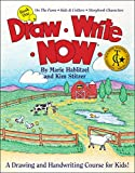 img - for Draw Write Now Book 1: On the Farm, Kids and Critters, Storybook Characters book / textbook / text book