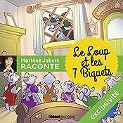 Le loup et les sept biquets | Marlène Jobert