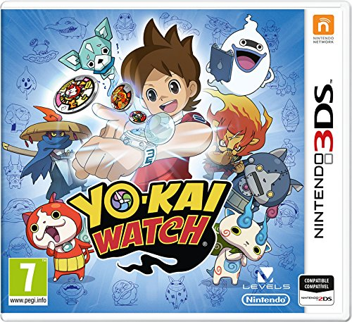 Yo-Kai Watch [Nintendo 3DS XL]