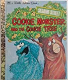 img - for Cookie Monster and the Cookie Tree (Little Golden Books) by David Korr (1997-09-01) Hardcover book / textbook / text book