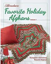 Herrschners Favorite Holiday Afghans Volume 1 Booklet