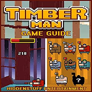 Timberman Game Guide Audiobook