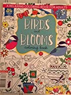 Birds and Bloom Coloring Book 2016 #2 by z