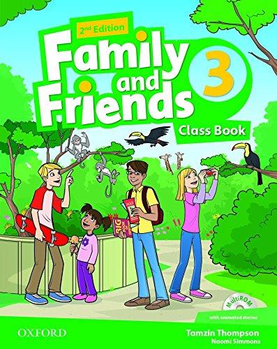 Family and friends. Classbook. Con espansione online. Per la Scuola elementare: 3