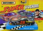 Matchbox - Super Stockers - 1992 - Davey Allison - No. 26 Havoline Ford Thunderbird - 1:43 Scale Die Cast Replica Race Car - NASCAR