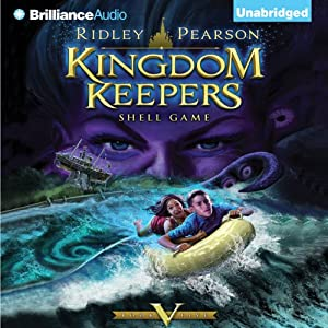 Kingdom Keepers V: Shell Game | [Ridley Pearson]