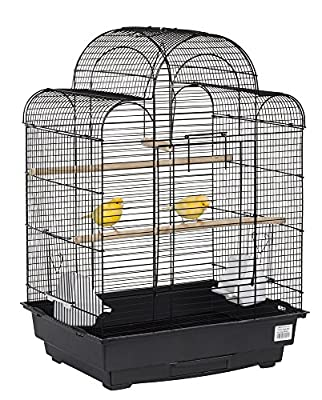 Liberta Pagoda Bird Cage, 66 x 46 x 36 cm, Medium