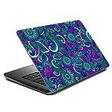 MeSleep Abstract Paisley Laptop Skin