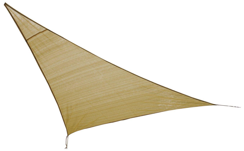 high peak sonnensegel bermuda sand 10020 meiner meinung nach sonnensegel aufrollbar. Black Bedroom Furniture Sets. Home Design Ideas