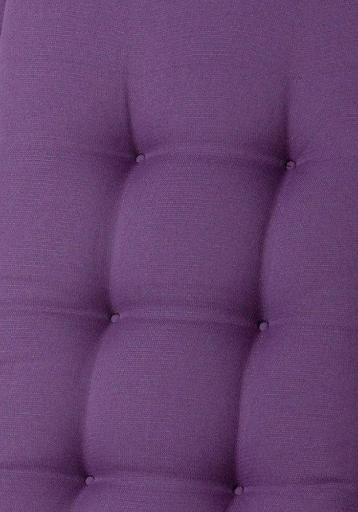 Madison E305 Coussin Lit de Jardin Dralon Structure Violet 65 x 200 cm günstig online kaufen