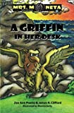 img - for A Griffin In Her Desk (Mrs. Moneta Coin Story Series) book / textbook / text book