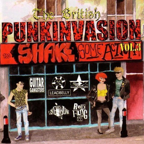 British Punk Invasion Vol 3 by Pata Horns (2008-01-01)