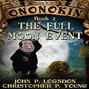 The Full Moon Event Audiobook