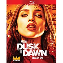 From Dusk Till Dawn: Complete Season One [Blu-ray]