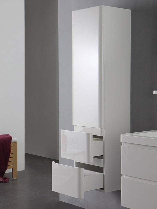 kzoao bagno serie BERLIN congelatore 155cm, Destra
