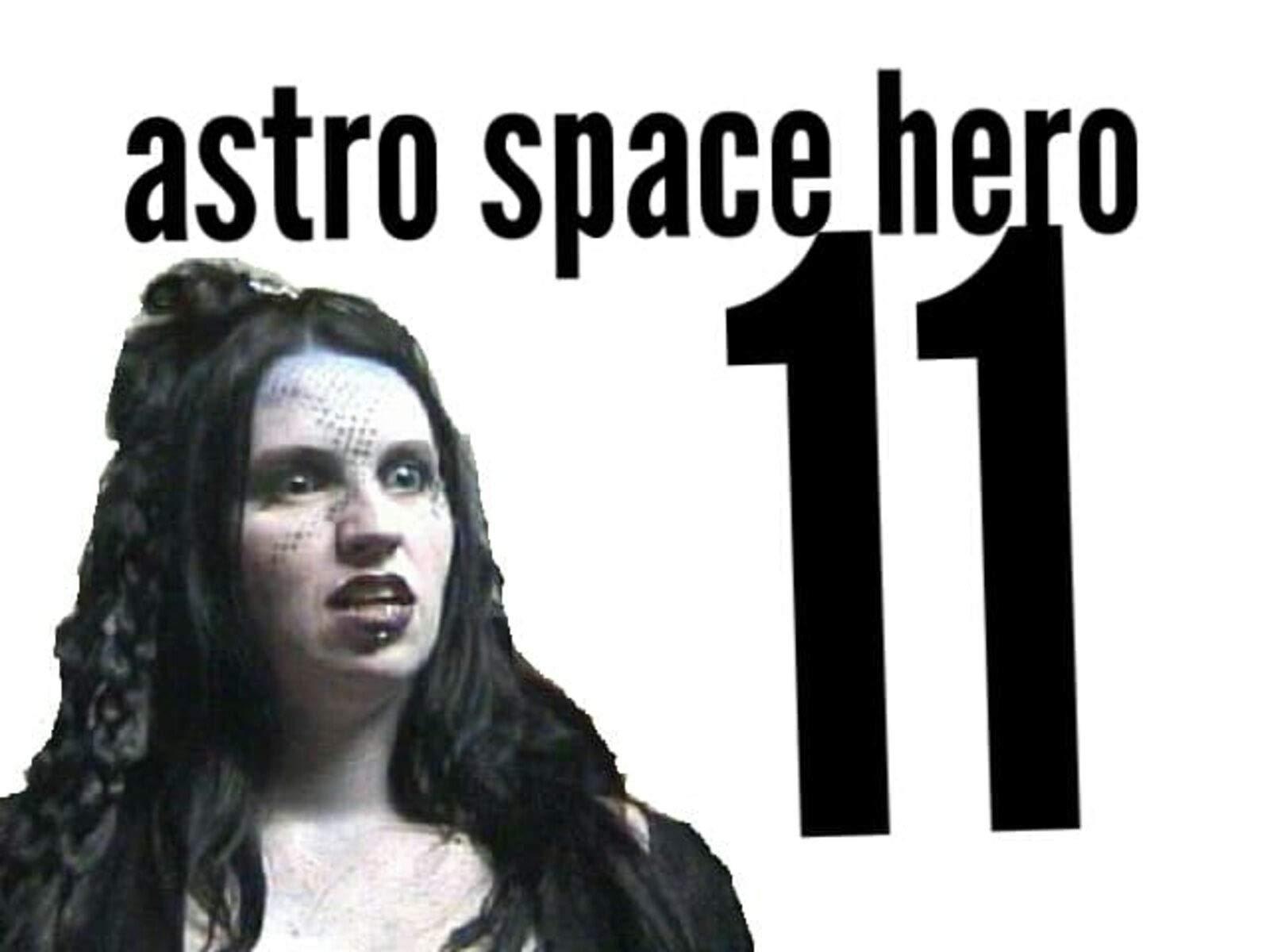 Astro Space Hero on Amazon Prime Video UK