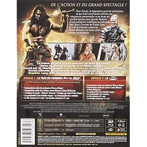 Conan - Édition Collector - Combo Blu-ray 3D +2D + DVD [Blu-ray] [Combo Blu-ray 3D + 2D + DVD - Éd