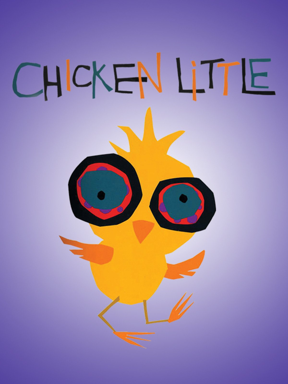Chicken Little on Amazon Prime Instant Video UK