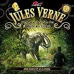 Der Elefant aus Stahl (Die neuen Abenteuer des Phileas Fogg 4) | Jules Verne,Markus Topf,Dominik Ahrens