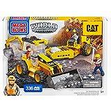 Mega Bloks American Builders - World Builders Cat Roadbuilding Unit