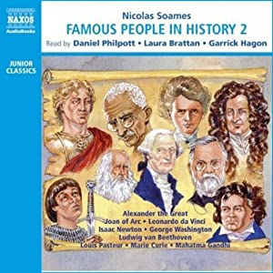 Famous People in History 2 Audiobook